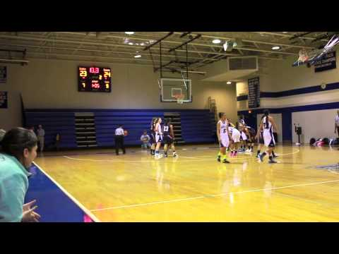 Paul VI VS. Washington Township High School Girls Basketball on 1-14-13
