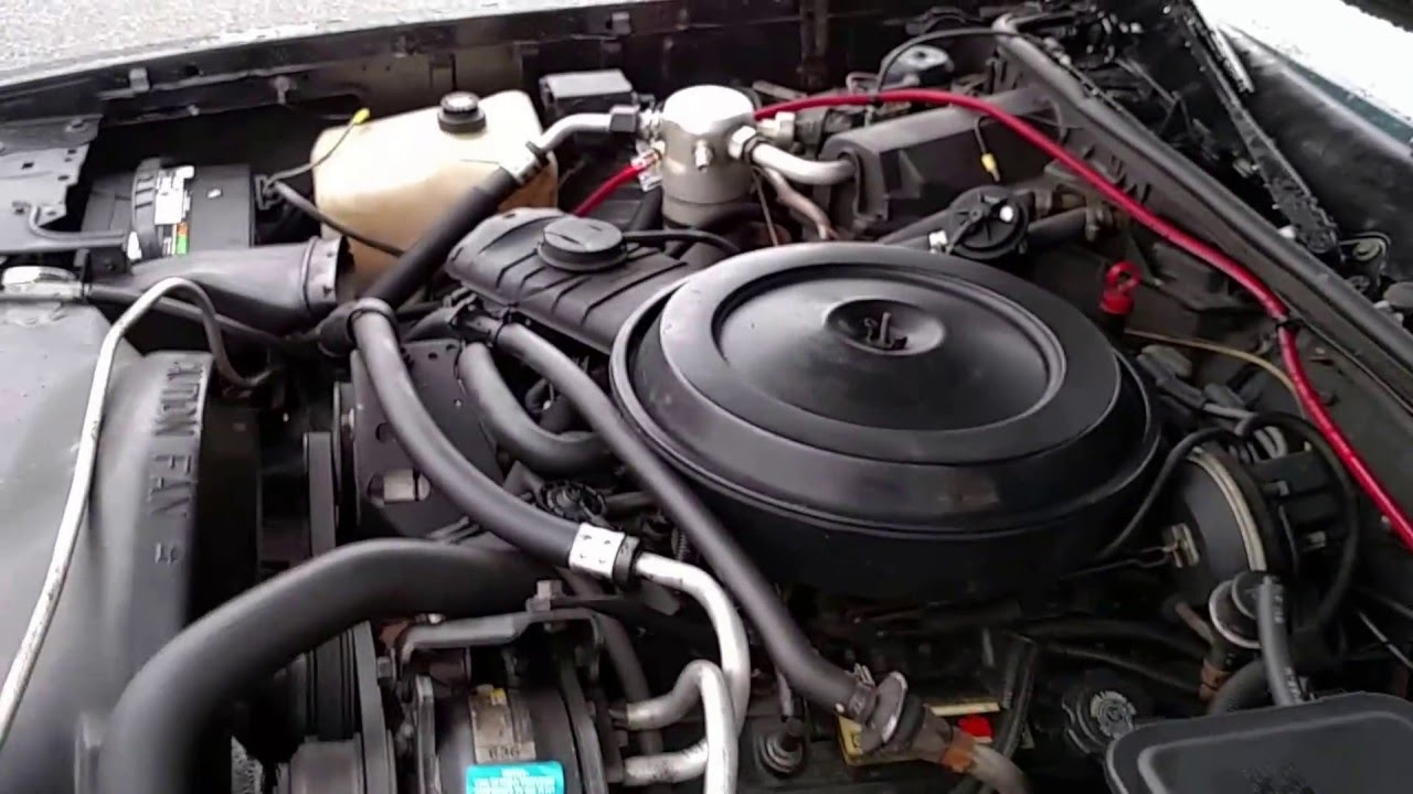 All Chevy 305 chevy engine for sale : V-8 305 Mr. Goodwrench FOR SALE: $500.00 - YouTube