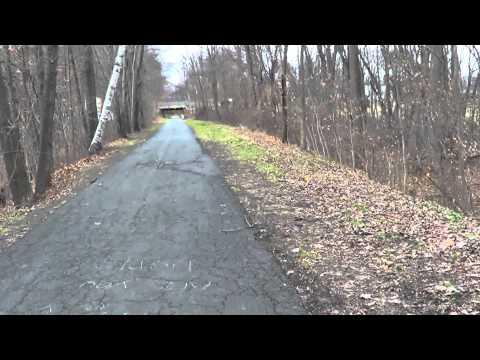 Northampton Bike Trail Part 1