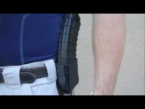 DIY AK47 Kydex Mag Pouch