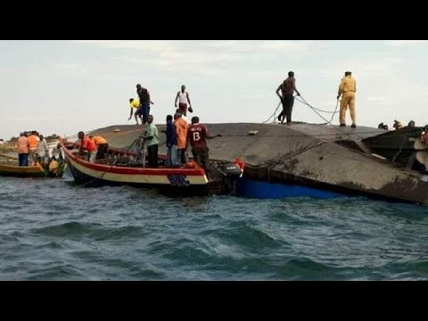 Update: Death toll from Tanzania ferry accident passes 100 mark