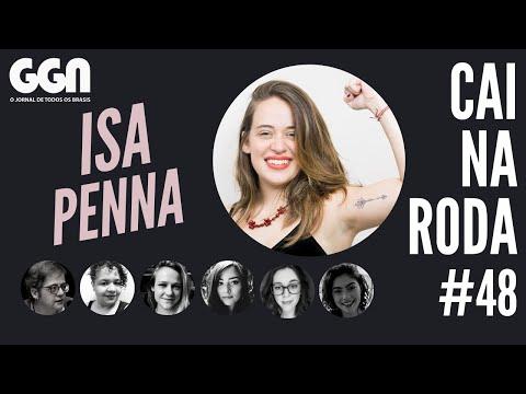 A luta contra o assédio e as saídas políticas para 2022: deputada Isa Penna no #CaiNaRoda EP.48