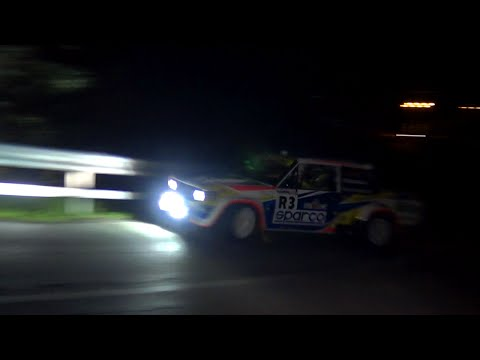 13° Rallylegend 2015 DAY 1 With FLAMES!