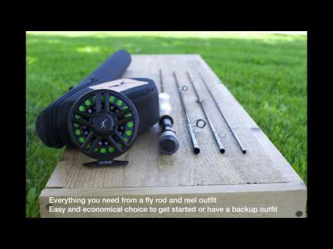 Echo Base Fly Rod Kit
