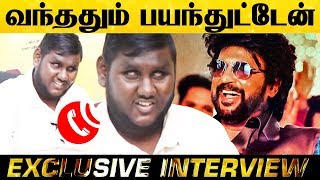 Live Performance Interview With Singer Thirumoorthy