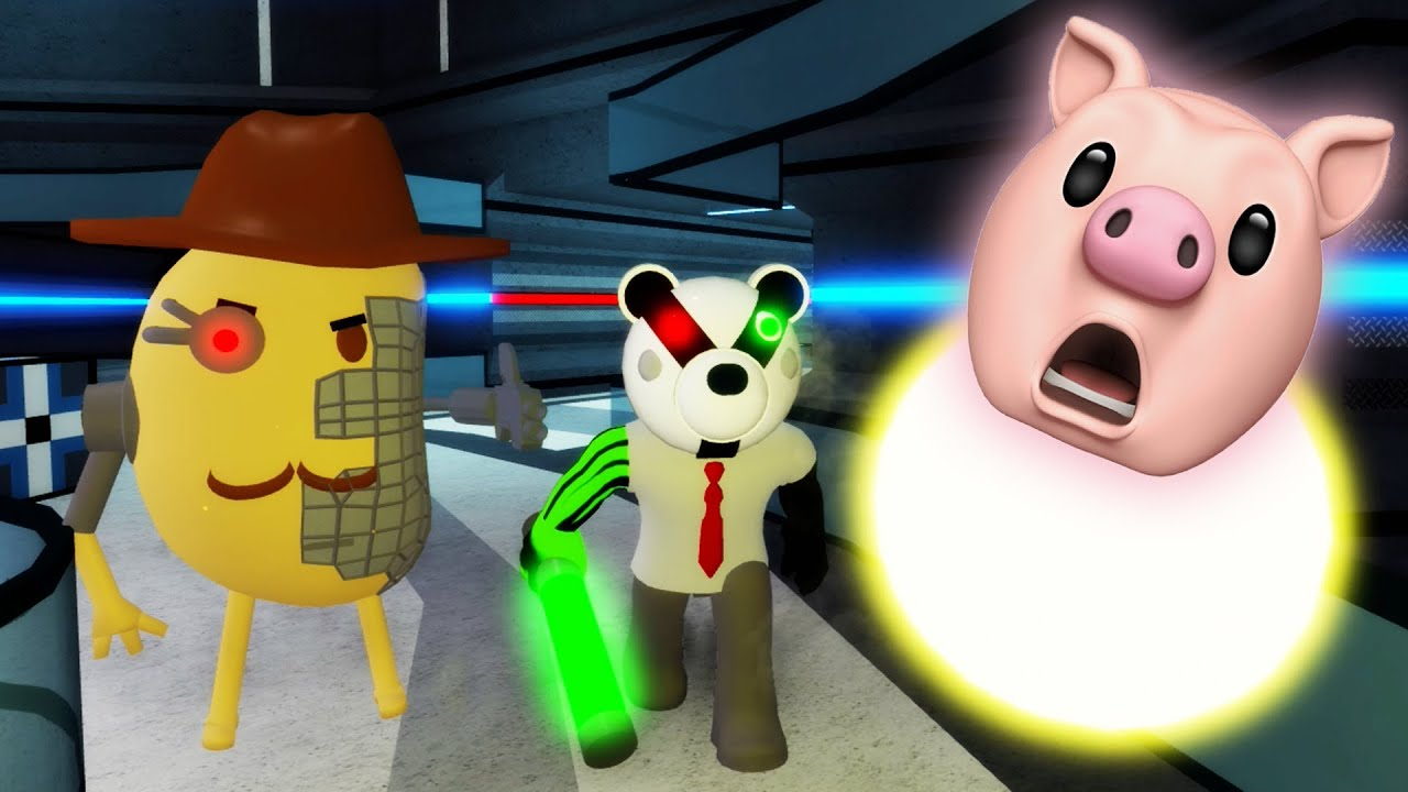 Roblox Piggy Chapter 12 Plant Youtube