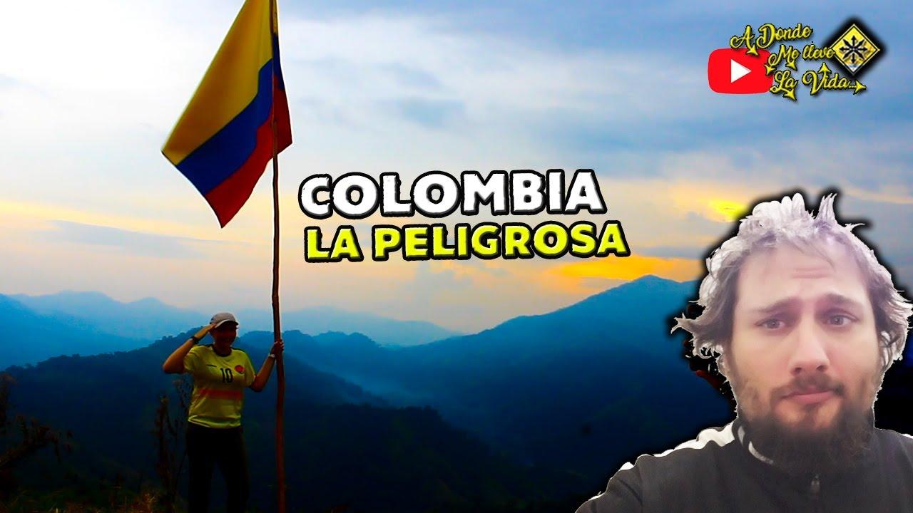 """14 meses de VIAJE por """"COLOMBIA LA PELIGROSA"""" - Resumen y GUÍA de Viaje - Cinematic"""
