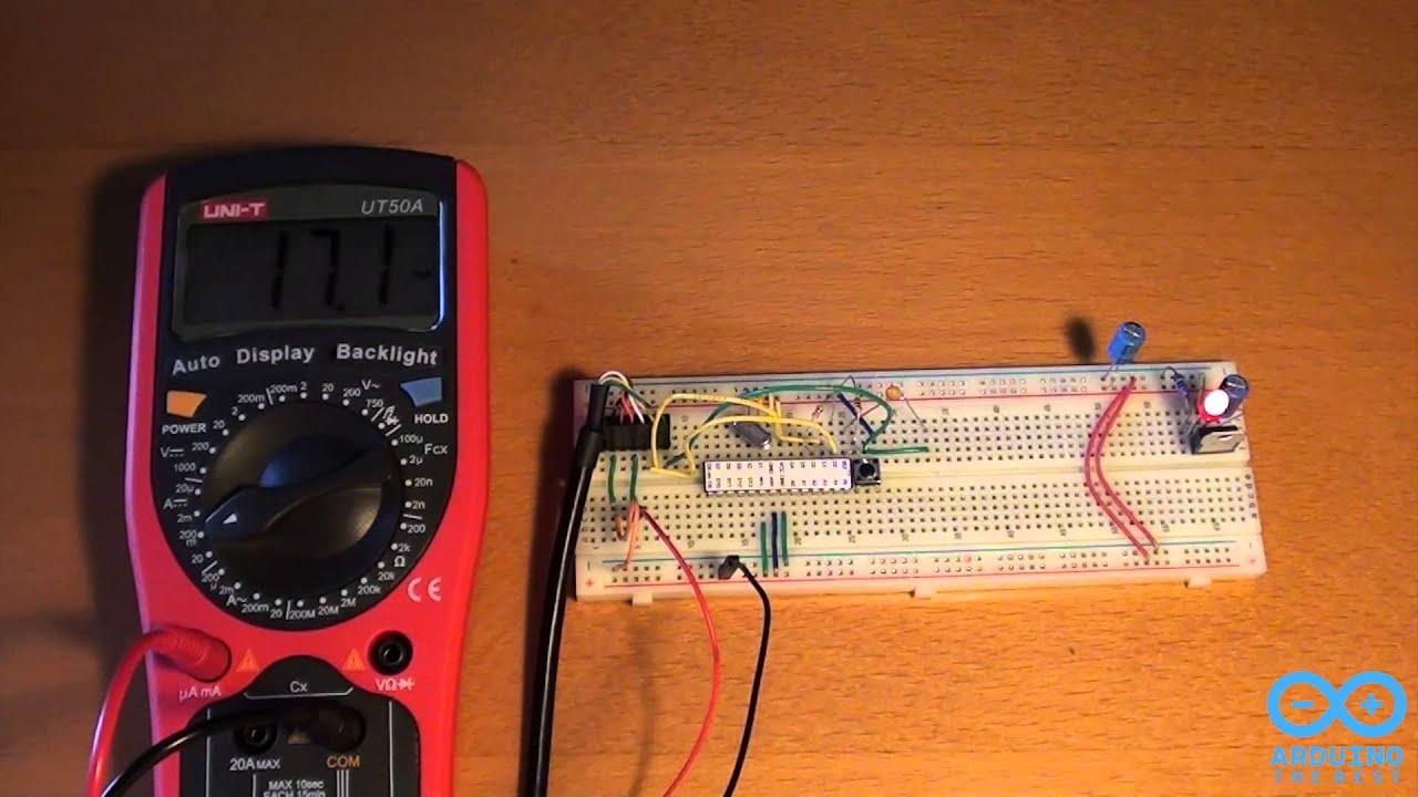 Sleep mode di arduino e risveglio con la connessione uart