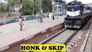 Longest Duronto Honks Ranthambore Skips Sawai Madhopur