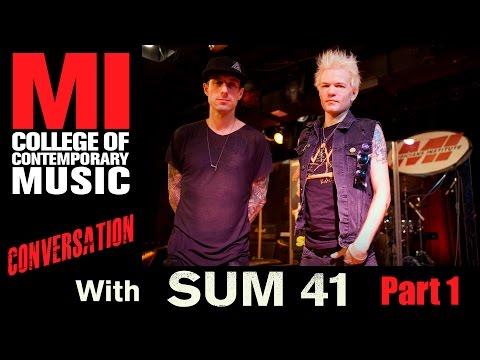 Sum 41 Conversation Series Part 1