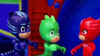 Paw Patrol 2018 |  PJ Masks Race into the Night Race Cars with Flying Night Ninja | HenHen TV  # 86
