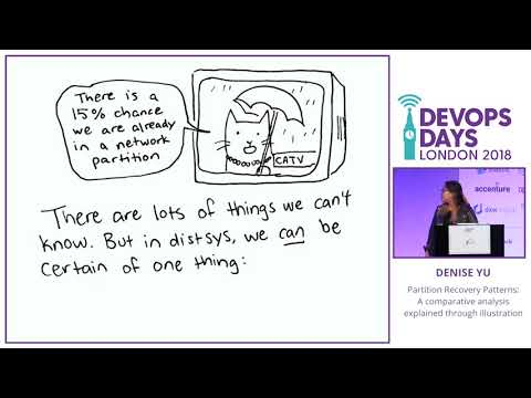 Why are Distributed Systems so hard? A network partition survival guide - Denise Yu