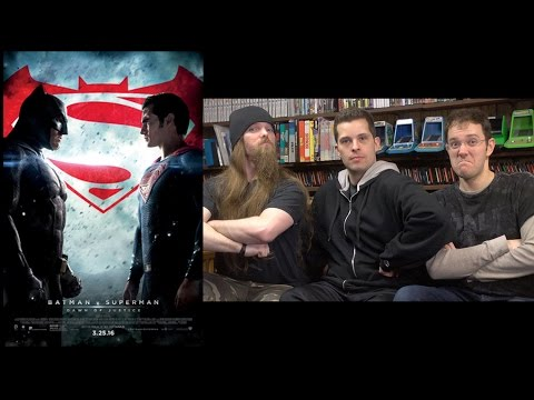 Batman v Superman: Dawn of Justice (2016) REVIEW - Cinemassacre