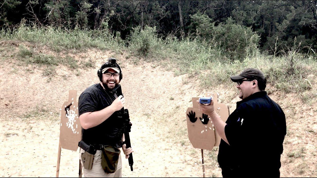 Texas Tactical Carbine Match 6-3-17