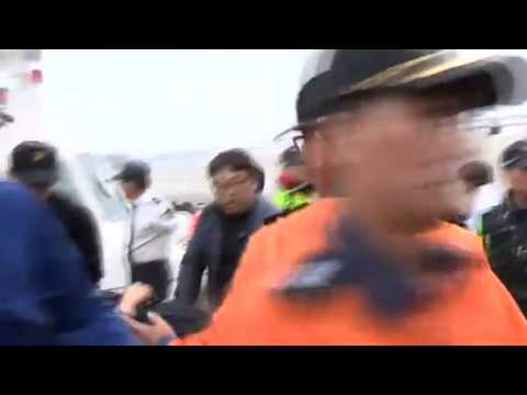South Korea ferry crew go on trial