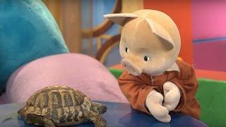СПОКОЙНОЙ НОЧИ, МАЛЫШИ! - Пришелец из прошлого - Веселые мультфильмы для детей
