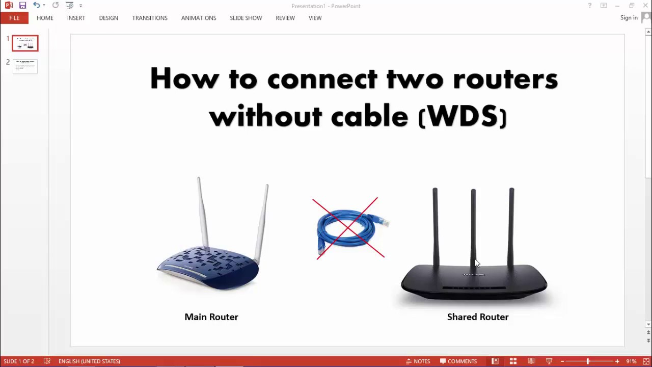 Gps jammer blocker | Connect two routers