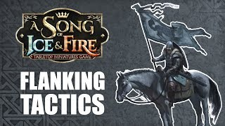 Game of Thrones: A Song of Ice and Fire - Flanking Tactics