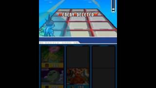 Mega Man Star Force: Dragon - Boss run (no damage, most - less than 10 sec.)