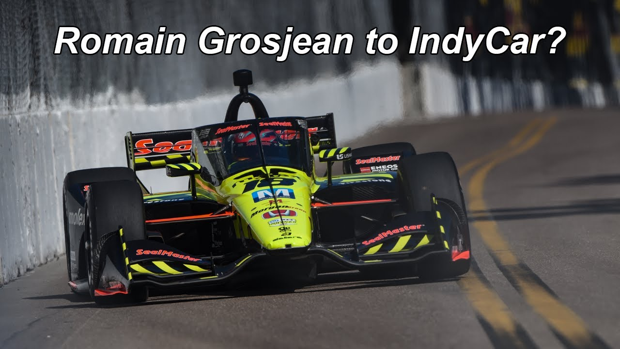 Romain Grosjean to IndyCar?