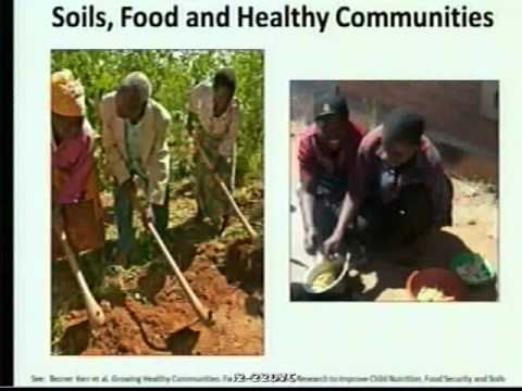 Prioritizing Nutrition in Agriculture and Rural Development