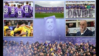 'Captain forever': Fiorentina pay tribute to Davide Astori