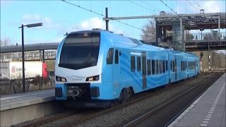 Treinen in Hoevelaken