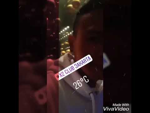 X2 club jakarta New years 2018