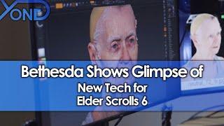 Bethesda Shows Glimpse of New Tech for Elder Scrolls 6
