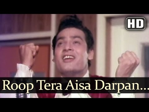 Roop Tera Aisa Darpan (HD) - Ek Bar Mooskura Do Songs - Tanuja - Joy Mukherjee - Deb Mukherjee