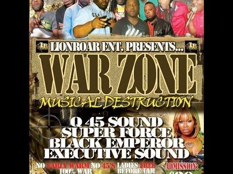 Warzone SoundClash Sky Hall [Queens NY] 10.4.2014
