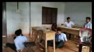 Class room comedy boy teacher