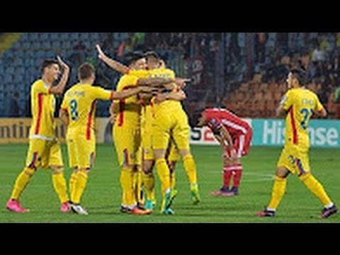 Armenia - Romania 0-5 Goals & Highlights 08/10/2016