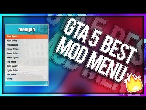 Comment Installer Un Mod Menu Gta5 Sur Pc Tres Facilement +présentation Du Mod Menu Menyoo