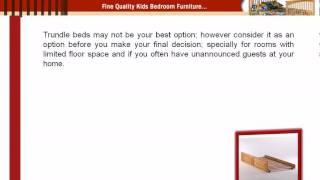 Cheap Trundle Beds
