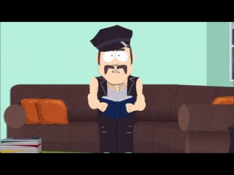 South Park The Stick Of Truth Mr. Slave's Package All Cutscenes