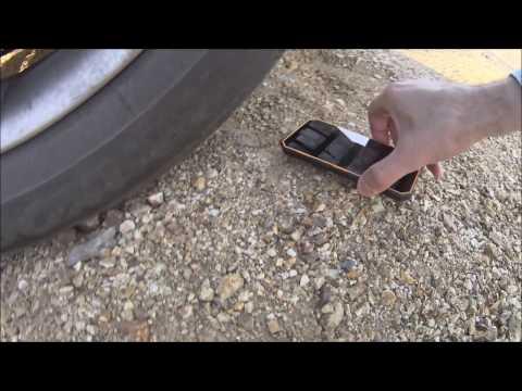 DEXP Ixion P350 Tundra - Давим тачкой на грунте и бетоне!!!