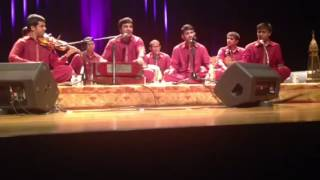 Riyaaz Qawwali performs at Asia Society Houston