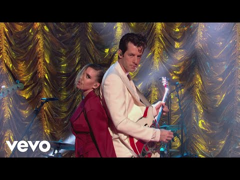 Mark Ronson - Late Night Feelings  on The Jonathan Ross Show ft Lykke Li