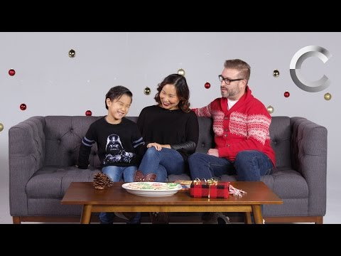 Santa | Parents Explain to Their Kids Santa Isn't Real | Cut