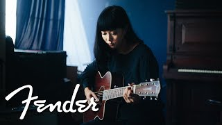 "Alisa Xayalith of The Naked And Famous Performs ""Last Forever"" 
