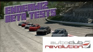 ★Auto Club Revolution Gameplay★ - Beta test!