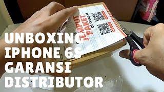 Iphone 6s Garansi Distributor - Unboxing & Review
