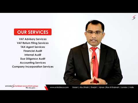UAE Real Estate|Learn how VAT is Applicable to Real Estate in UAE?- Emiratesca CEO, CA Manu Nair