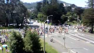 Bay to Breakers 2009 Time Lapse