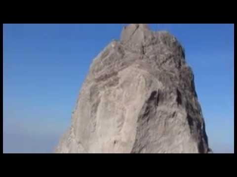 puncak garuda gunung merapi
