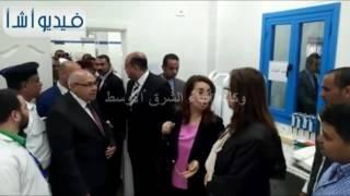 بالفيديو :وزيرا التخطيط والتضامن ومحافظ مطروح يفتتحان المركز الطبي بسيدي عبد الرحمن