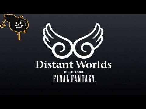 Distant Worlds: music from FINAL FANTASY London ,November 5th 2011