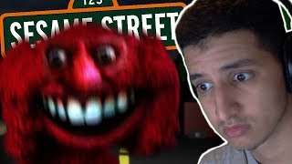 Do NOT Visit Sesame Street at 3:00 AM... (Nightmare on Sesame Street)
