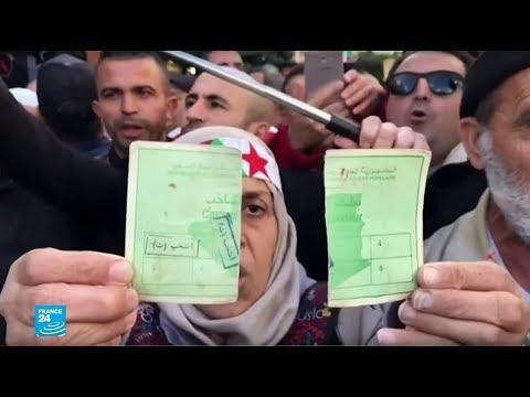 الجزائريون يجددون رفضهم للانتخابات الرئاسية في الجمعة 39 من الحراك  - نشر قبل 25 دقيقة